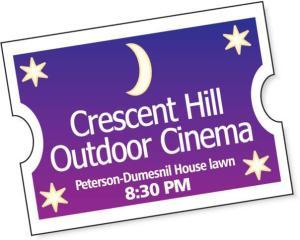 CH outdoor cinema